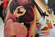 Cool Tattoos! / by Jill Harzewski Cirrincione