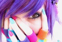 Colour, colour and more colour
