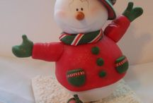 Crafts - Polymer Clay - Cristmas