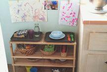 Montessori - jídlo