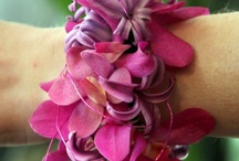 Polscorsages / floral bracelet