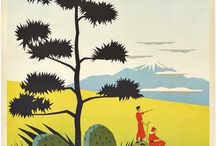 Original Spanish Travel Posters