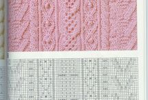 Stitch patterns / knitting, fair isle, cables, lace, cable knit, cable sweater, knit, intarsia, slipped stitches, inspiration, knit design, designer, design ideas, socks, sweater, hats, scarves, cowls, beaded, beads, blankets, inspirations, patterns, knitting patterns, stitch patterns, knitting charts, lace patterns, stitch dictionaries