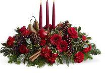 χριστουγεννιατικες συνθέσεις