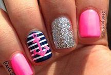# nails / by Brandi Brannock