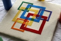 Ponto Cruz [cross stitching]