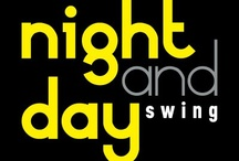 Night and Day / Performing Swing Dance Team in Korea