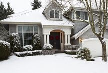 Winter Home Remodeling Ideas / Every season has its own list of home repair projects. This is the board for winter upkeep, inside renovations and everything winter home remodel!