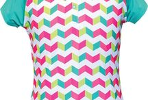 Garb (Youth Girls) / Girls youth golf and tennis apparel