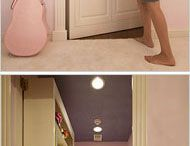 Secret Rooms & Spaces