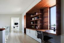 Home Office / Home office inspiration, desks, workspace, office, tables