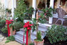 Christmas Decorating / by Ladybug Wreaths, Nancy Alexander