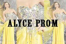 Alyce Prom / Alyce Prom Dresses come in an assortment of styles, cuts and hues ideal for the modern day young woman attending her first prom. http://www.missesdressy.com/dresses/designers/alyce-paris/alyce-prom