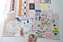 Fardau scrapkit - Paperroses kitclub / Inspiratie gemaakt met onze laatste kits! www.facebook.com/paperroseskitclub www.paperroses.nl