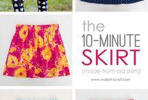 Skirt for Anna