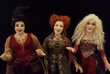 Miniature Portrait Dolls
