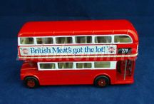 DOUBLE DECKER MODELS MADE IN GB