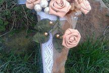 Esküvő dekor.