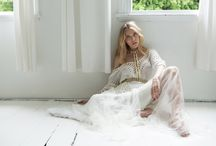 IXIAH A/W 2016 CAMPAIGN   AN OPULENT ROMANCE / Soft intricate details coexist within a world of strong dark opulent hues, this is an enticing collection that reigns true to the IXIAH beauty & aesthetic. A soft 70s essence pours into this seasons range as beautiful lace fabrications adorn the dresses, combined with a colour palette of soft muted tones mixed with a deep and dark floral print. A raw collection that resonates with the imperial glamour within all of us.