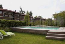 Giardino: piscina
