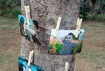 Festas de aniversário - kids / Ideias - decoração e atividades