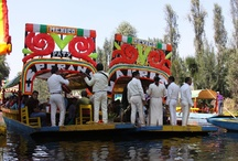 Xochimilco / by Museo Dolores Olmedo