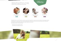 Health/Beauty Web Design Inspiration
