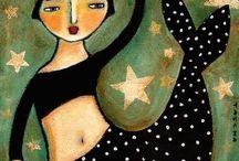 Art-itude / Fabulous Folk and Figurative Art
