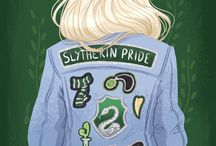 slytherin.