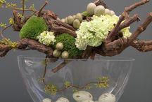 dekoration växter inne/ute