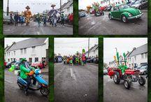 St.Patrick's Day in Ireland / Ireland celebrating St.Patrick's Day . All pics taken by MrsRedhead Photography .