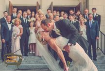 The Wedding. / Our wedding photos and inspiration / by Morgan Slate Robinson
