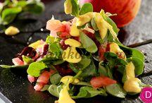 σαλάτες καλοκαιρινές