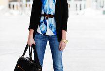 Mixed/Urban/Street Fashion