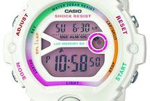Casio Baby-G / Latest Casio Baby-G lines
