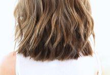 Saç kesim model