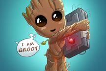 Groot...