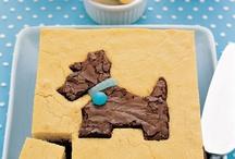 Торты и сладости для животных