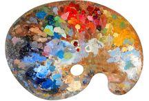 Color Palette / by Heureux Pour Tourjours