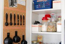 Przechowywanie coś w kuchni