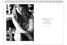 Actresses / High quality celebrity photo calendars