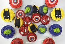 Superheroes Cornerstones