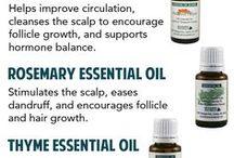 hair loss essential oils