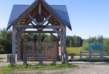 Blind River / There are many trails to enjoy in the Blind River Ontario area.