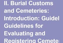 Dead & Buried: Historical Information & Paperwork