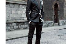 Male formal fashion