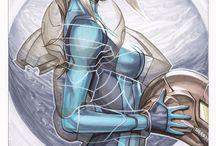 Samus Aran / Metroid