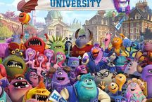 Monster University! Hi Mike Wazowski :)
