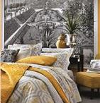 Alexandre Turpault / French designs for Urban bedding styles from France.