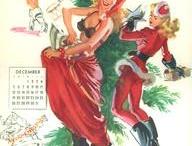 Duane Bryers 1959 Calendar